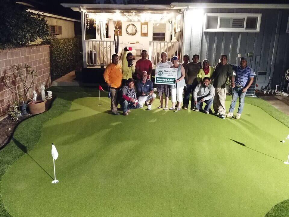 Mesa Bermuda Classic Green